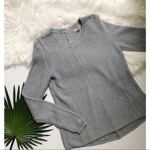 [Banana Republic] Cozy Gray Sweater